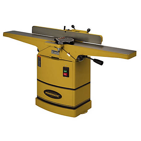 Powermatic Jointer 1 HP, 1Ph, 115/230V, 1791317K