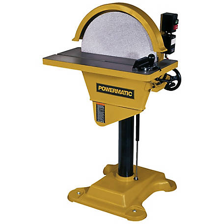 Powermatic 20 in. Disc Sander, 3HP 230/460V 3PH, 1791264