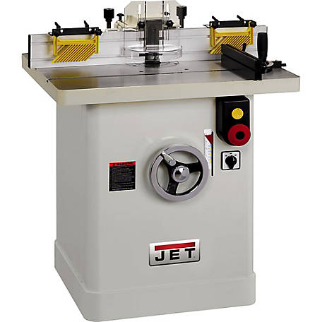 JET 35 in. Wood Shaper, 3HP Motor, 708323