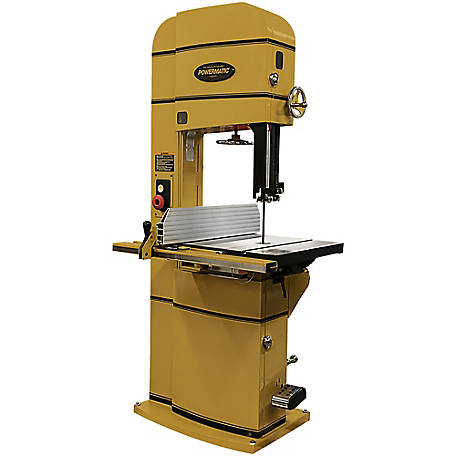Powermatic PM1800B Bandsaw 5 HP, 1Ph, 230V, 1791800B