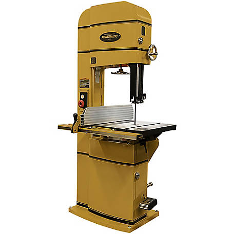 Powermatic PM1800B-3 Bandsaw 5 HP, 3Ph, 230 460V, 1791801B