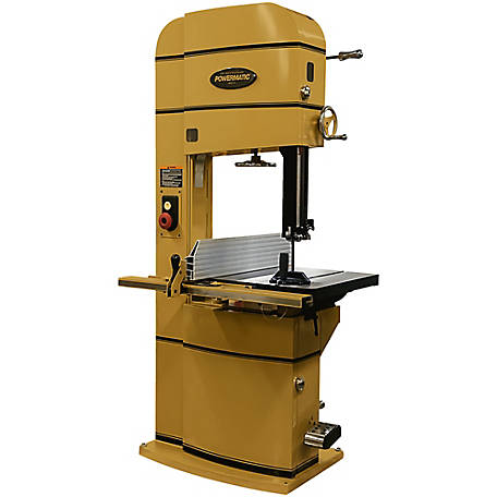 Powermatic 20 in. Bandsaw 5 HP, 3 PH, 230/460V, 1791258B