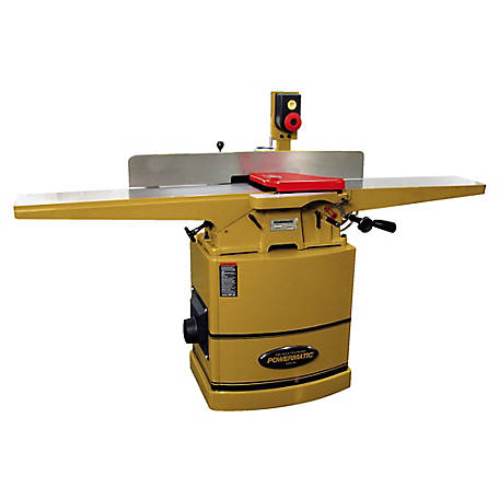 Powermatic 8 in. Jointer, 2 HP, 1Ph, 230V, Helical Head, 1610086K