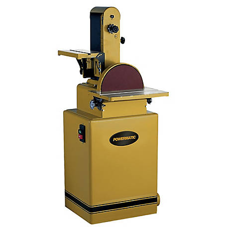 Powermatic Belt Disc Sander 2 HP, 3 Ph, 230/460V, 1791292K