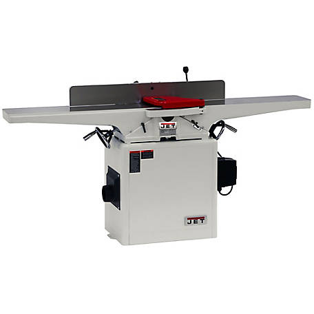JET 8 in. Closed Stand Jointer, 2HP, 1PH, 230V, 718200K