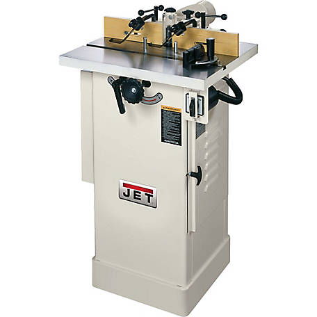 JET 22 in. Wood Shaper, 1-1/2HP Motor, 708320