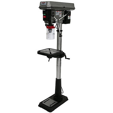 JET 15 in. 12-Speed Floor Drill Press 115V/230V, 354400