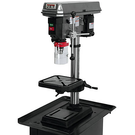 JET 15 in. 12-Speed Bench Top Drill Press 115/230V, 354401