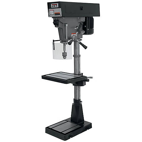 JET 15 in. 6-Speed Floor Model Drill Press, 115/230V, 354500
