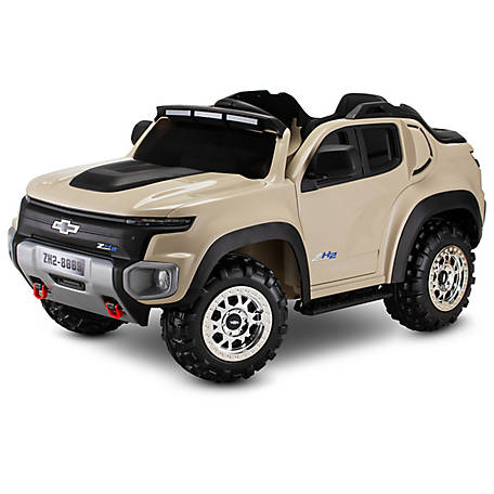 Kid Trax Chevy Colorado 6V Pickup Truck Ride-on Toy, KT1519