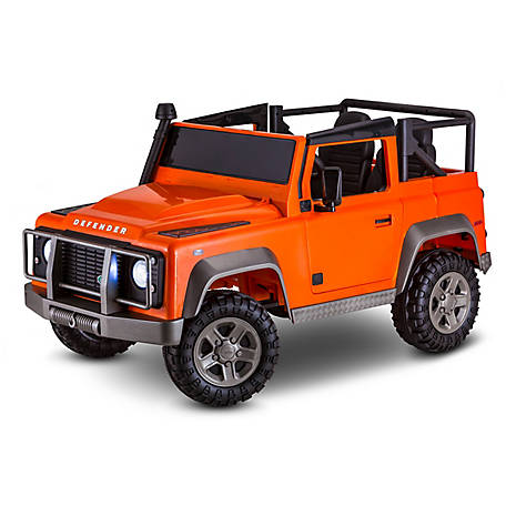 Kid Trax Land Rover Defender 12V Ride-on Toy, KT1309