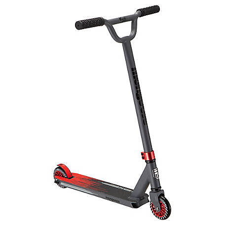 Mongoose Origin 540 Freestyle Scooter, Grey/Red, R6321WMDS