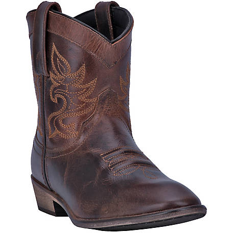 Dingo Women's Willie Short Western Ankle Boot, DI 865