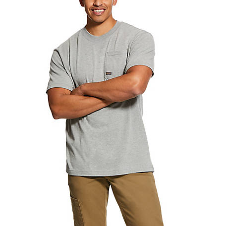 Ariat Men's Cotton Strong American Grit Graphic T-Shirt, 10030328
