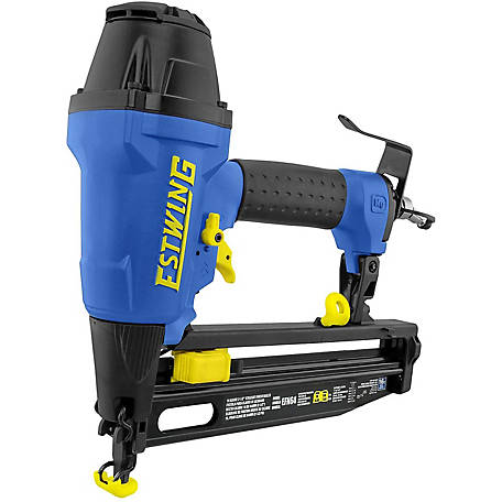 Estwing 16 ga. 2 in. Straight Finish Nailer with Bag, EFN64