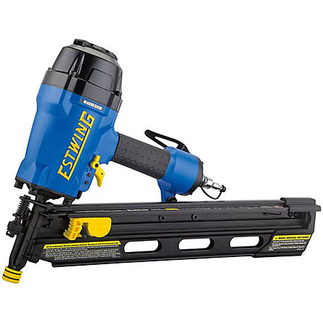 Estwing 21 deg. Full Head Framing Nailer with Bag, EFR2190