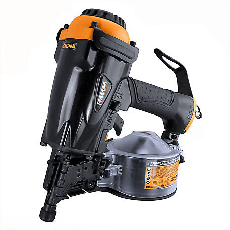 Freeman 15 Degree 2 In Coil Siding Nailer Pcn50 At Tractor Supply Co