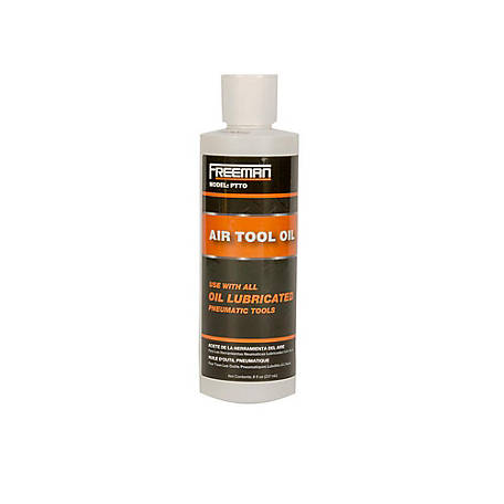 Freeman 8 oz. Non-Detergent Air Tool Oil, PTTO