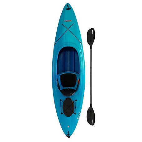 Lifetime 10 ft. Cruze Sit Inside Kayak, Bahama Fusion, 90748