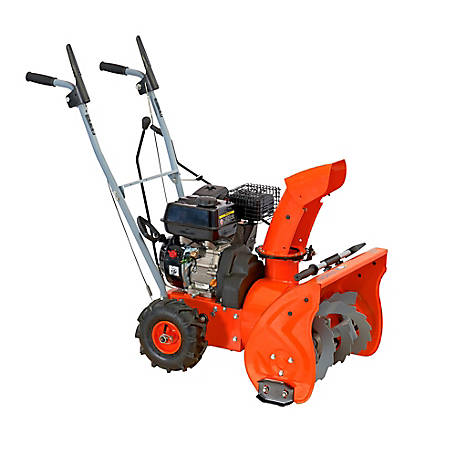 YARDMAX 22 in. 196cc Two Stage Snow Blower, YB5765