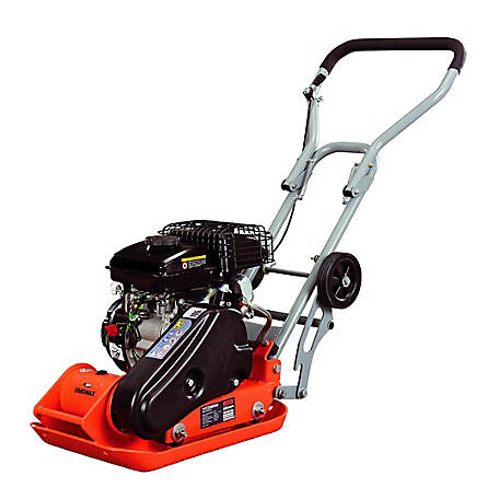 YARDMAX 60 kg. 2.5HP 79cc Recoil Plate Compactor, YC0850