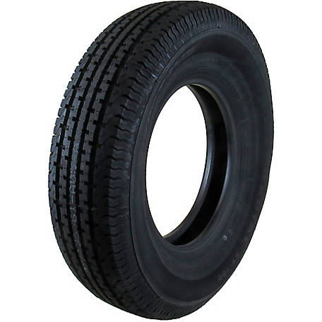 Hi-Run Radial Trailer Replacement Tire, ST205/75R15 8PR ST100, HZT1005