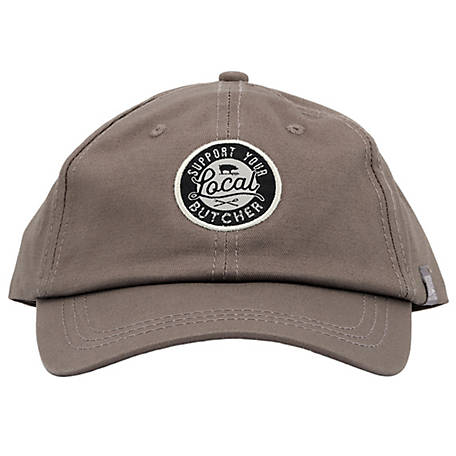 Open Road Brands Support Your Local Butcher Cotton Hat