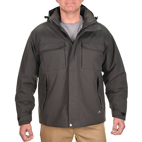 Ridgecut Men's Rainwear Insulated Jacket