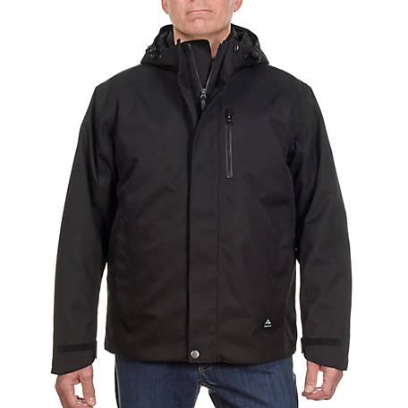 Ridgecut Men's Rainwear 3-in-1 Jacket