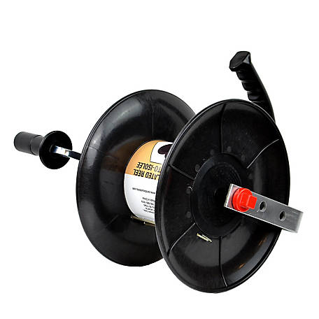 American FarmWorks Self-Insulated Wire Reel, 145