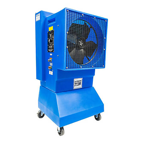 MaxxAir 18 in. Variable Speed Evaporative Cooler for 900 sq. ft., EC18DVS