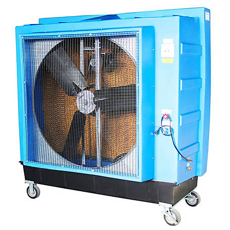 MaxxAir 48 in. 2-Speed Evaporative Cooler for 3,600 sq. ft., EC48B2