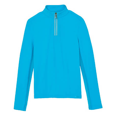 Dover Saddlery Girls' Stride CoolBlast IceFil Long Sleeve Shirt