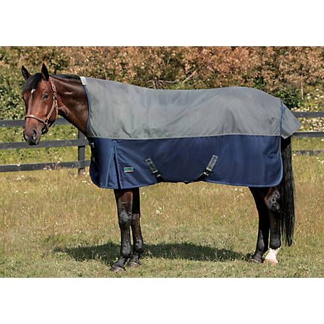 NorthWind Blankets by Dover Saddlery Plus High-Neck Heavyweight Turnout Blanket, 2.4015E+11