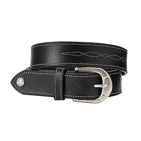 Riding Sport by Dover Saddlery Fancy-Stitched Belt