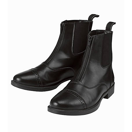 Riding Sport Girls' by Dover Saddlery Kids' Provenance Zip Paddock Boots
