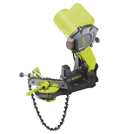 Sun Joe 24-Volt iON+ Cordless Mountable Chain Saw Sharpener, Tool Only, 24V-CSSHRP-CT