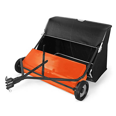 Husqvarna 42 in. Lawn Sweeper with Spiral Brush, 588209901