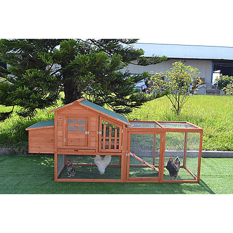 Coop King High Rise Chicken Coop, 617714