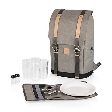 Picnic Time PT-Frontier Picnic Backpack, 533-40-105-000-0