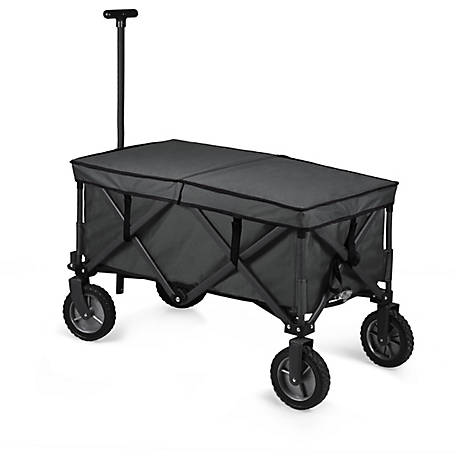 Oniva Adventure Wagon Elite Portable Utility Wagon with Table & Liner, 739-85-679-000-0