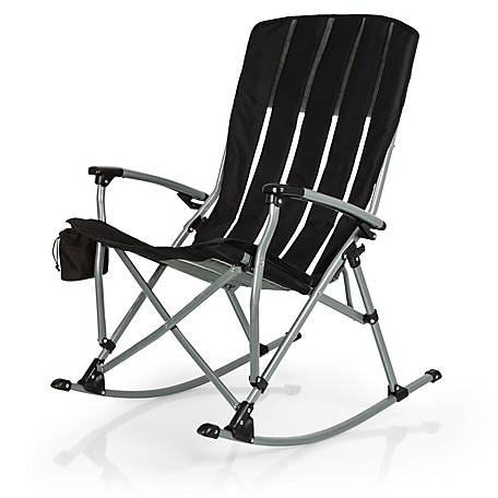 Oniva Outdoor Rocking Camp Chair, 805-01