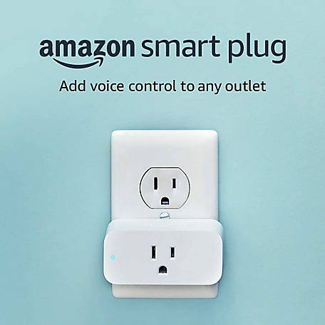 Amazon Echo Smart Plug Works with Alexa, B01MZEEFNX