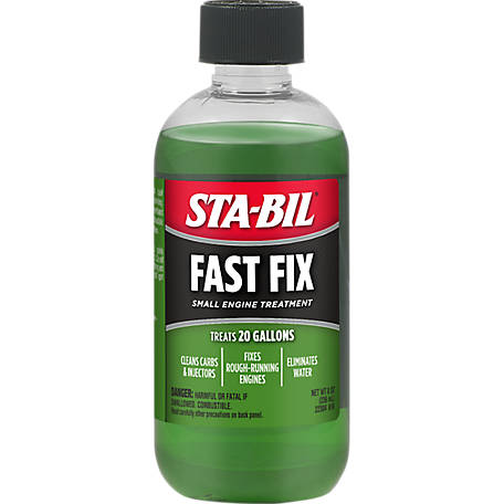 Sta-Bil Fast Fix Small Engine Treatment, 8 oz., 22304
