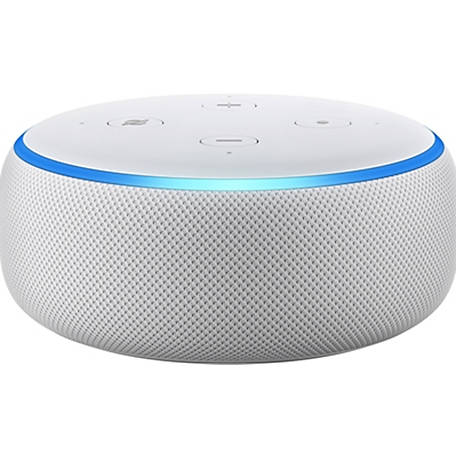 Amazon Echo Dot 3rd Gen Smart Speaker, B07PGL2N7J