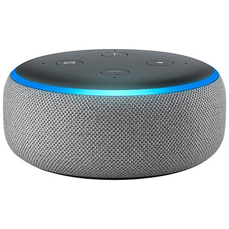Amazon Echo Dot 3rd Gen Smart Speaker, B07PDHSLM6, B07PDHSLM6