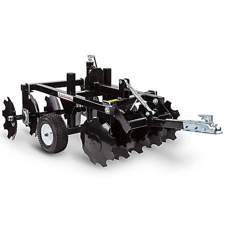 DR Power Equipment 33 in. Disc Harrow - 407790