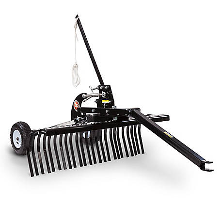 DR Power Equipment 48 in. Landscape Rake - 407820