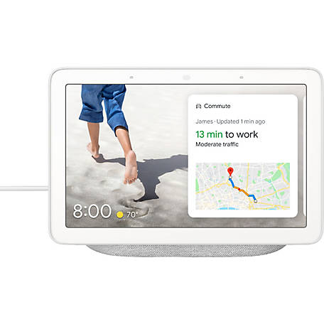 Nest Google Hub Smart Display, GA00516-US