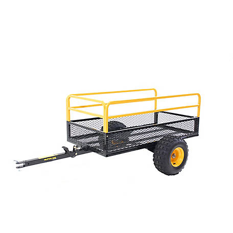 Polar Polar HDM1400 Heavy Duty Mesh ATV/UTV Trailer, 10738